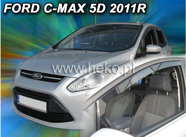 Grand C-Max 2011 in poi 5 porte 2 Deflettori Aria Antiturbo Ford C-Max