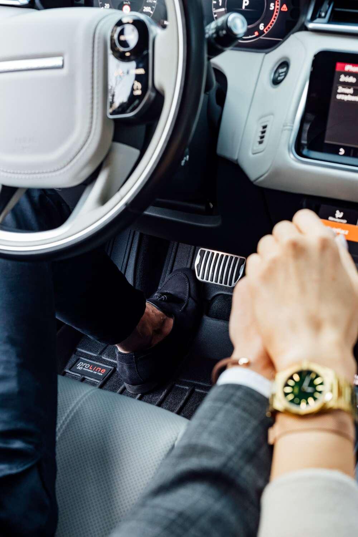 miniatura 8 - Tappetini Tappeti PRO LINE 3D per Jeep Renegade / Fiat 500X 2014 in poi in gomma