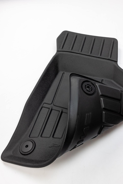 miniatura 11 - Tappetini Tappeti PRO LINE 3D per Jeep Renegade / Fiat 500X 2014 in poi in gomma